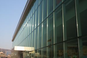 Structural glazing IGU
